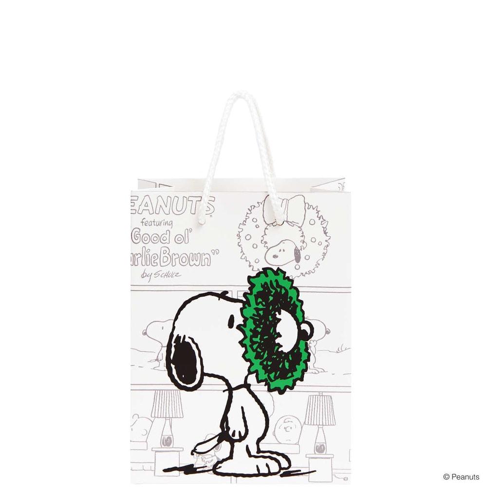 PEANUTS Dárková taška Snoopy malá