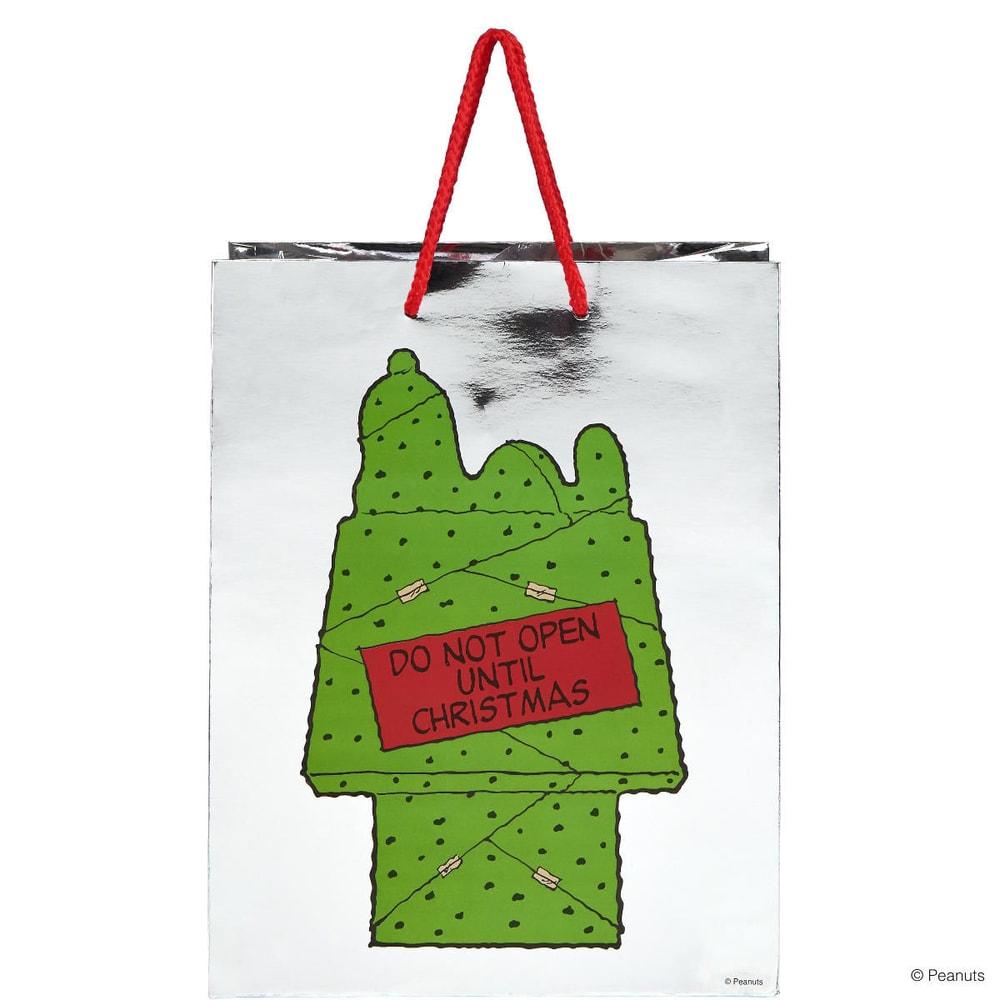 PEANUTS Dárková taška Snoopyho bouda - malá