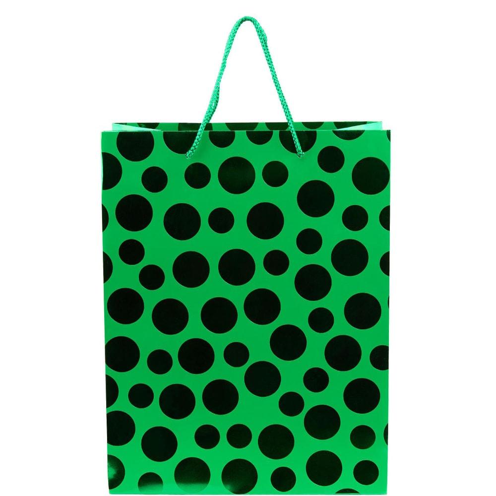 X-MAS Dárková taška puntík, velká