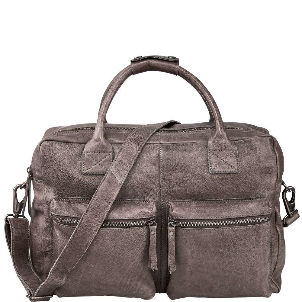 BOUTIQUE Příruční taška - šedá