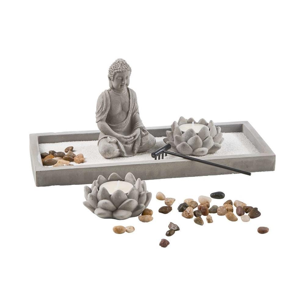 SECRET GARDEN Dekorační zenová zahrádka
