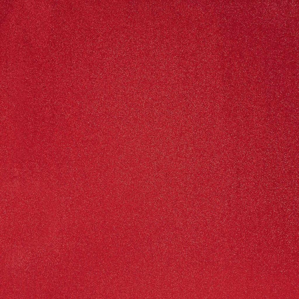 SURPRISE Dárkový balící papír třpytivý - červená