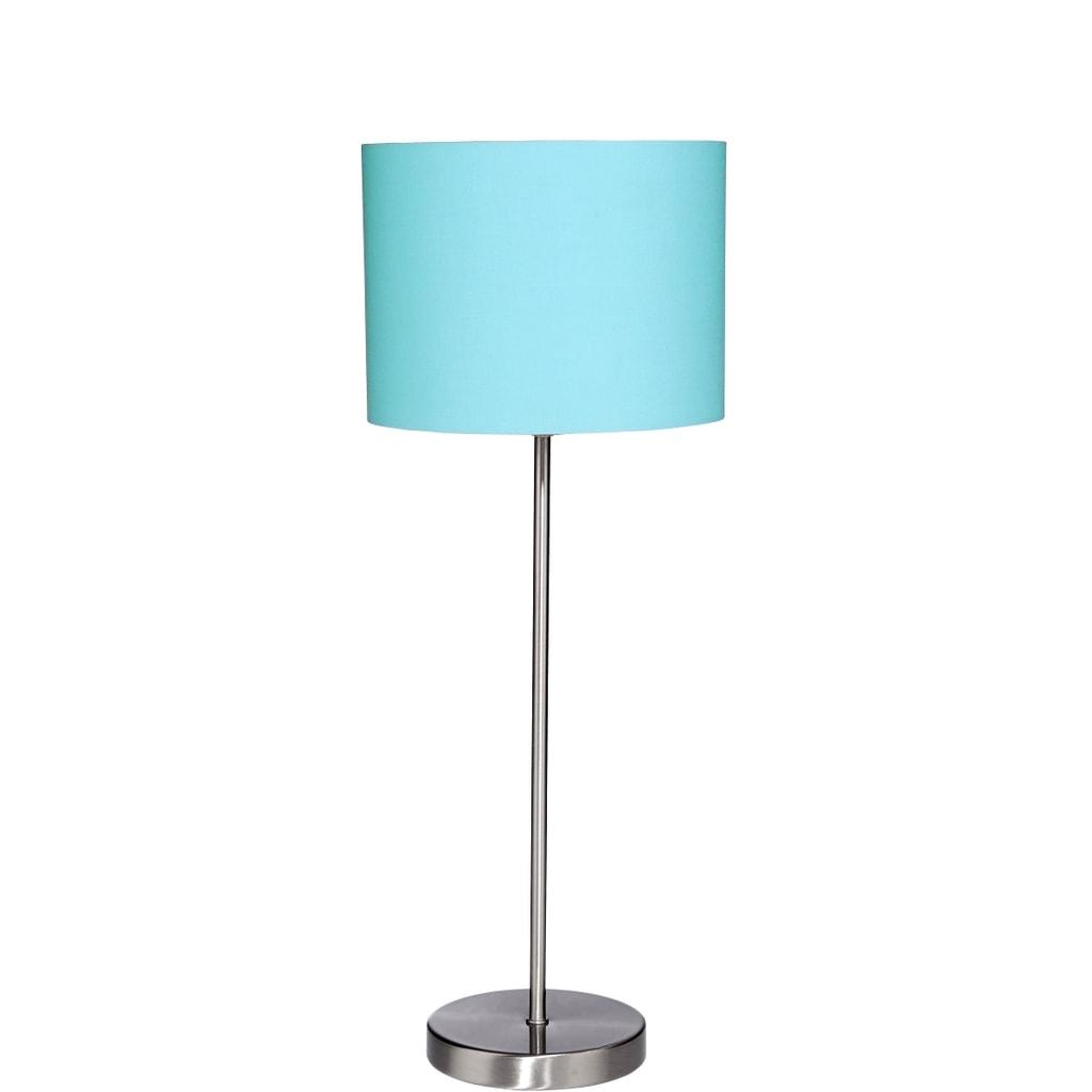 STILO Stolní lampa - tyrkysová