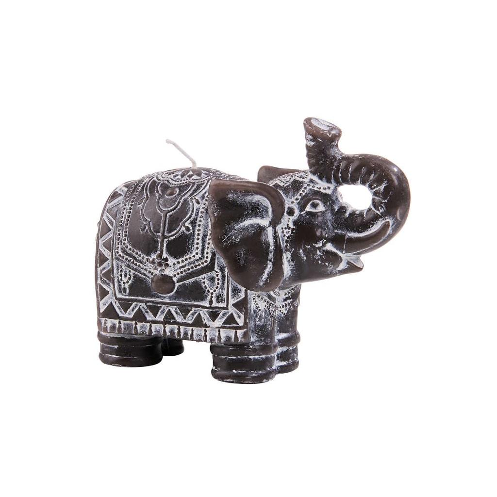 FLAMBEAU Svíčka slon 10 cm