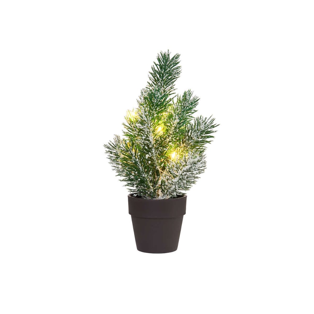 TREE OF THE MONTH LED stromek mini 22 cm - zelená