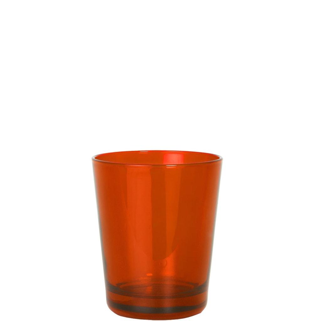 PRISMA Sklenice 300ml - oranžová