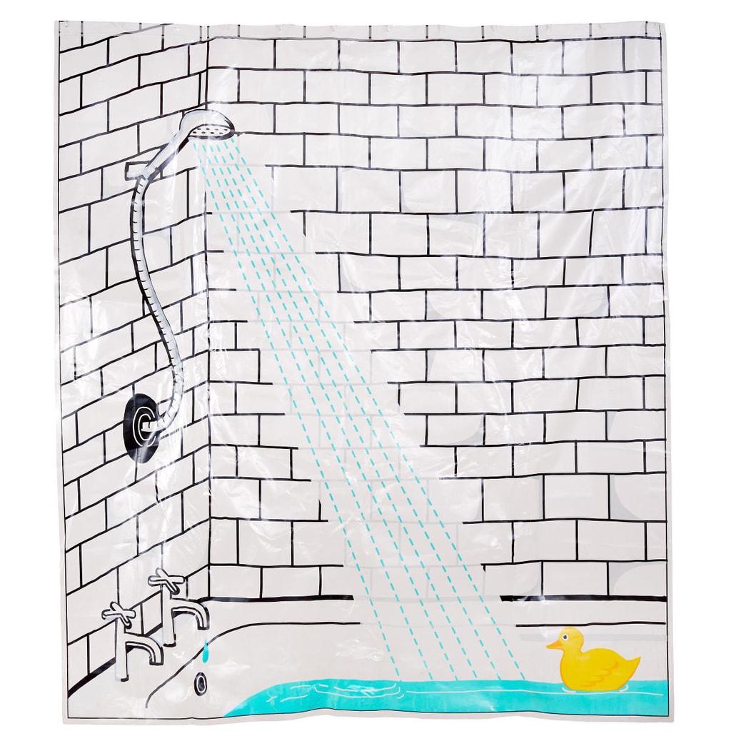WET WET WET Sprchový závěs
