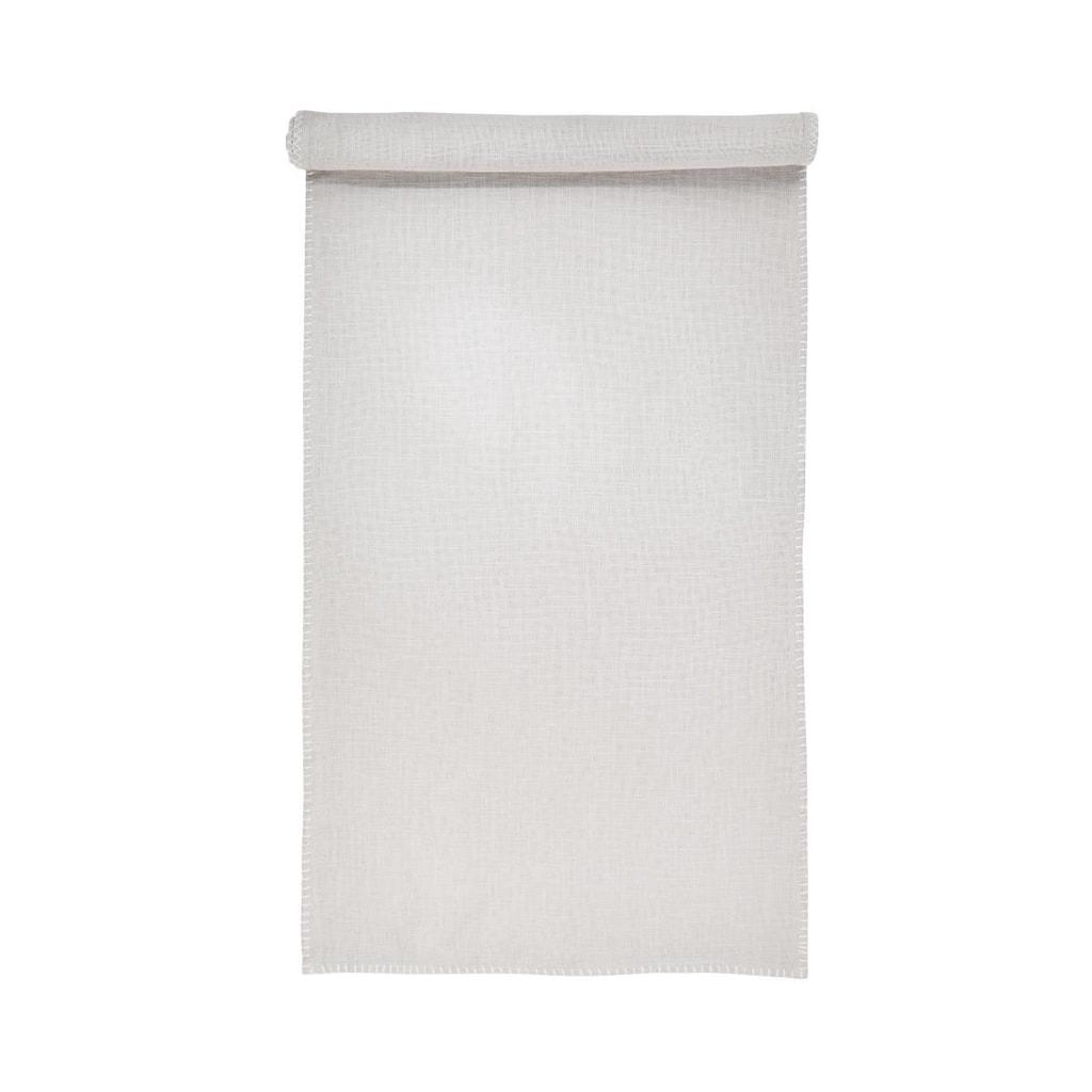 FINCA Běhoun na stůl 50 x 160 cm - šedá