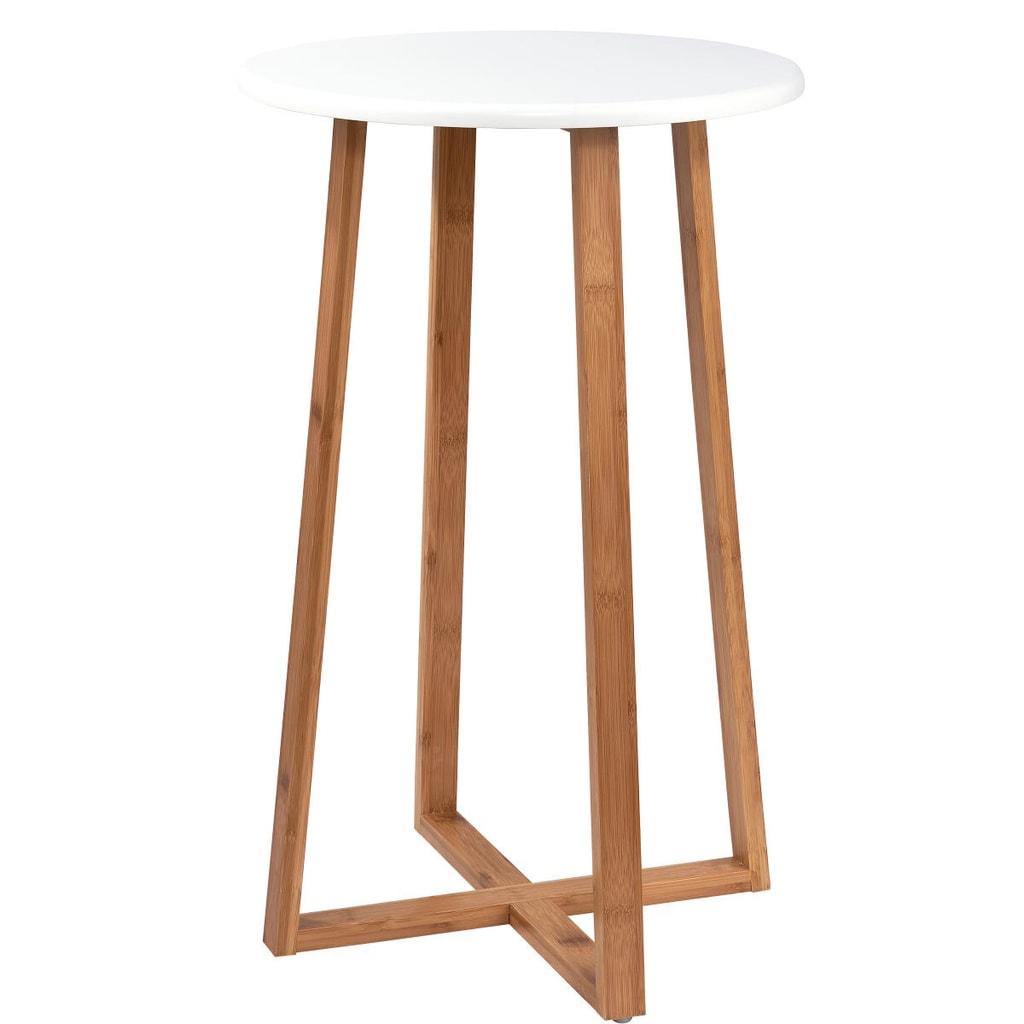 WHITE SANDS Příruční stolek