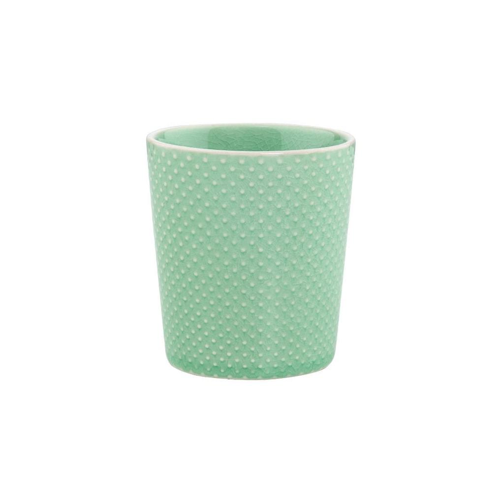HANAMI Šálek na čaj puntíky
