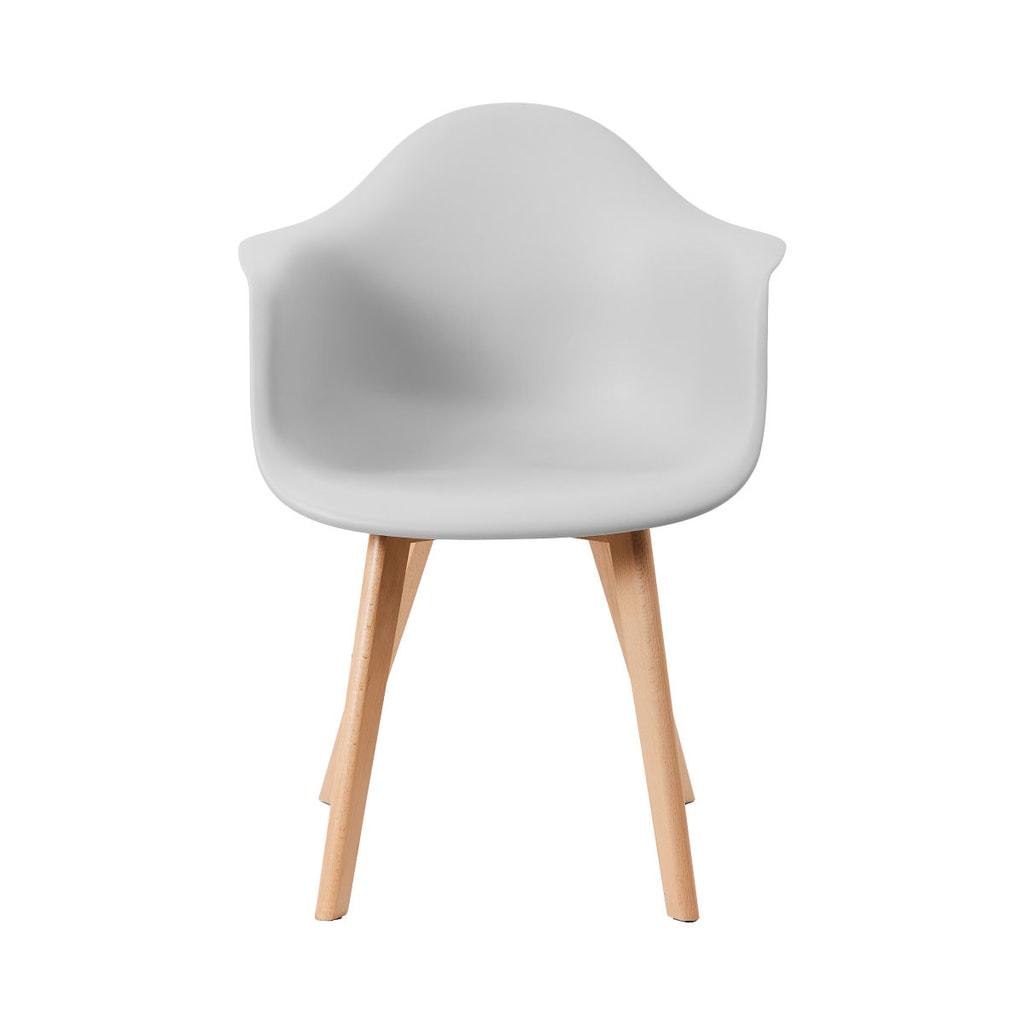 SEAT-OF-THE-ART Židle s područkami - šedá