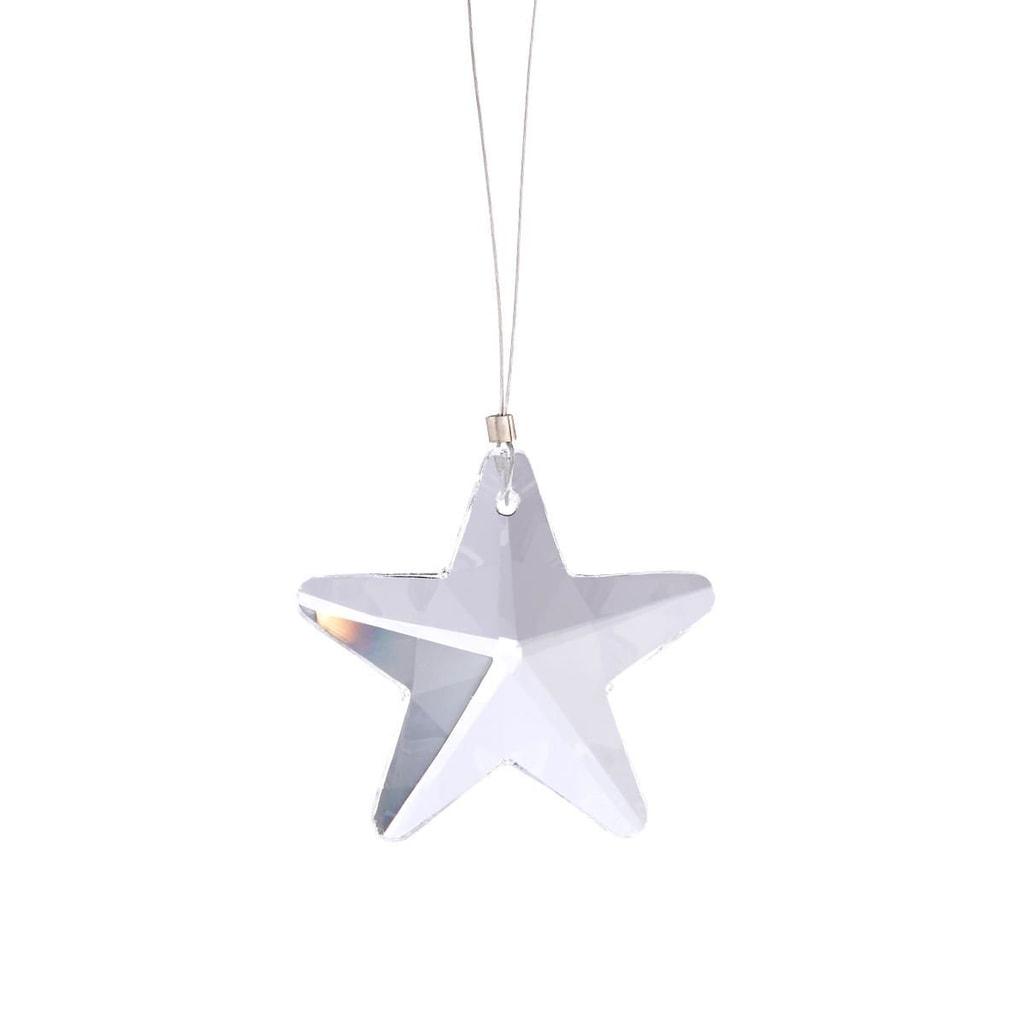 MONBIJOU Skleněná hvězda