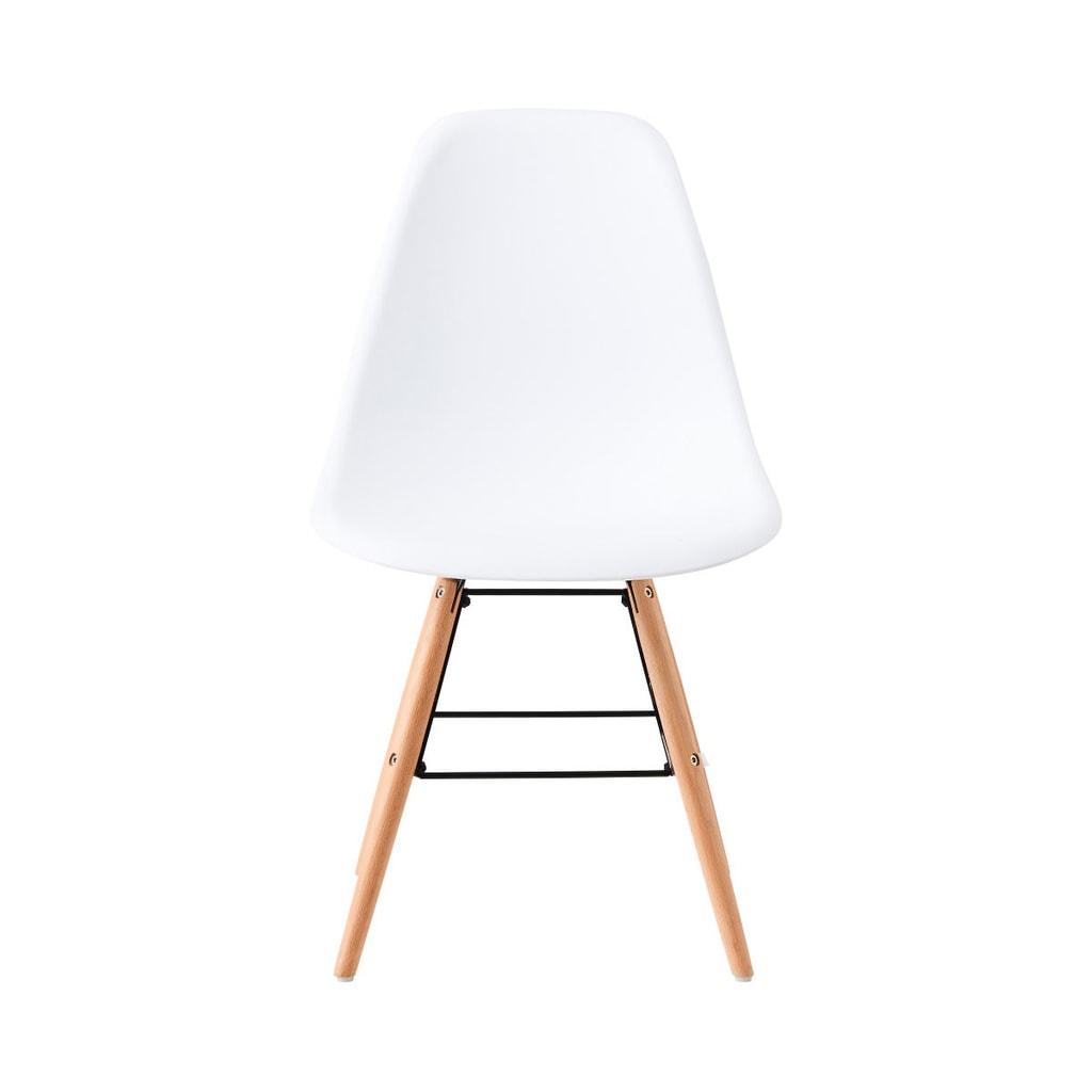 Fotografie SEAT-OF-THE-ART Židle s rámem - bílá