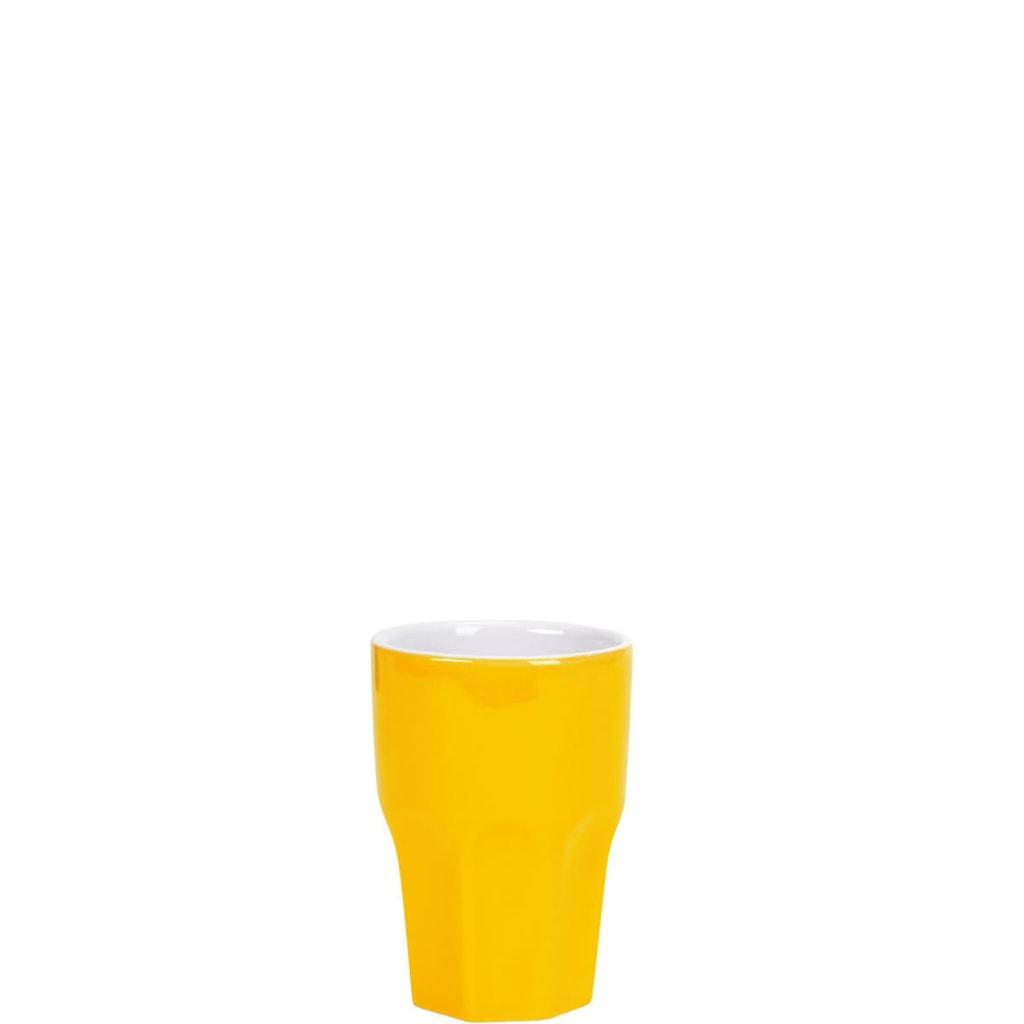 MIX IT! Hrnek na espresso - žlutá