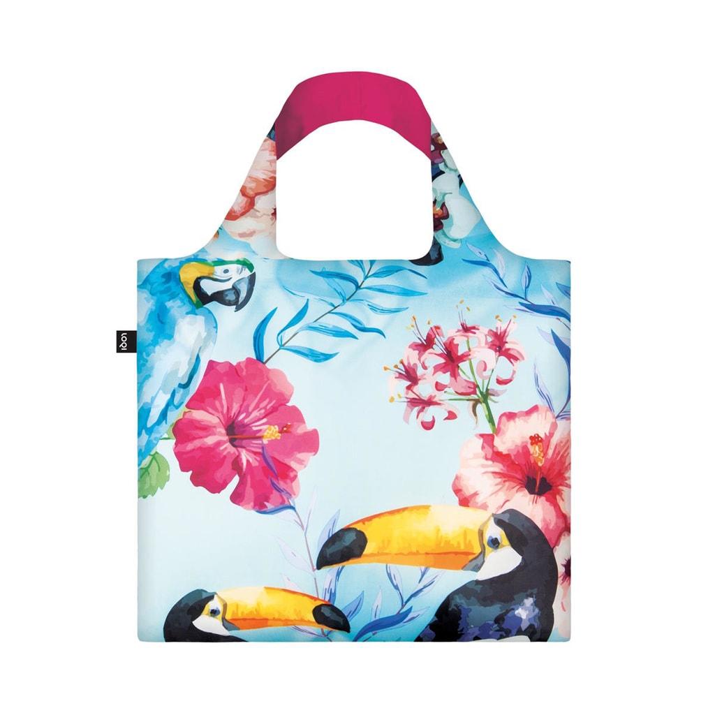 LOQI Nákupní taška tukan