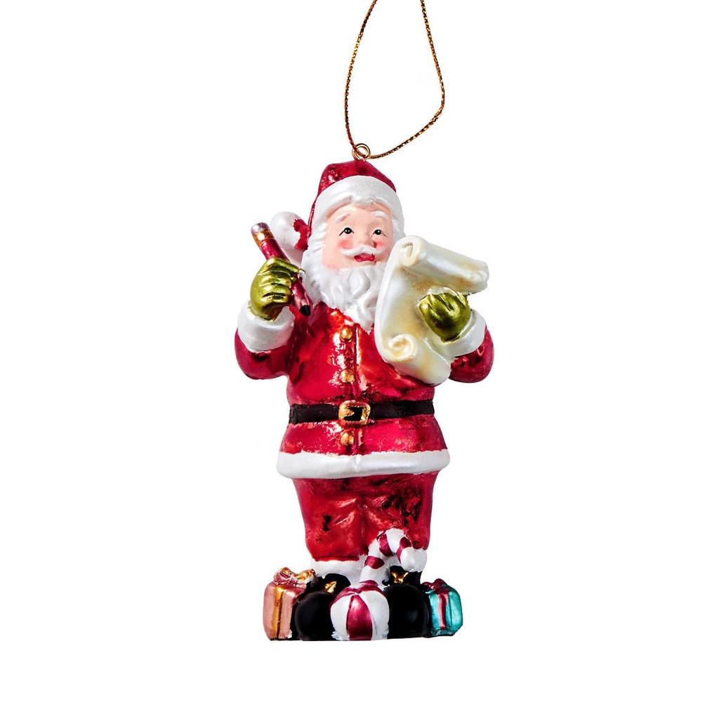 HANG ON Ozdoba Santa