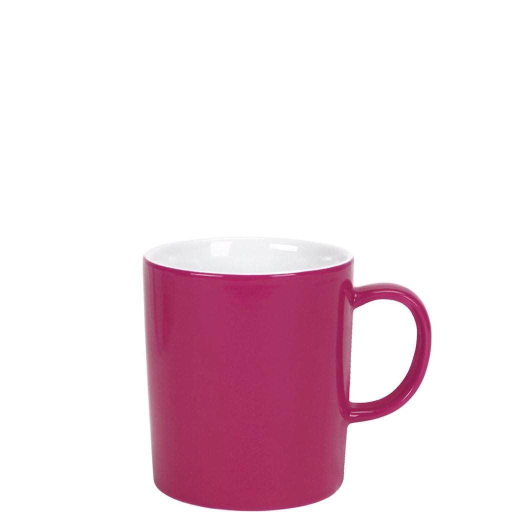 MIX IT! Hrnek na kávu - růžová