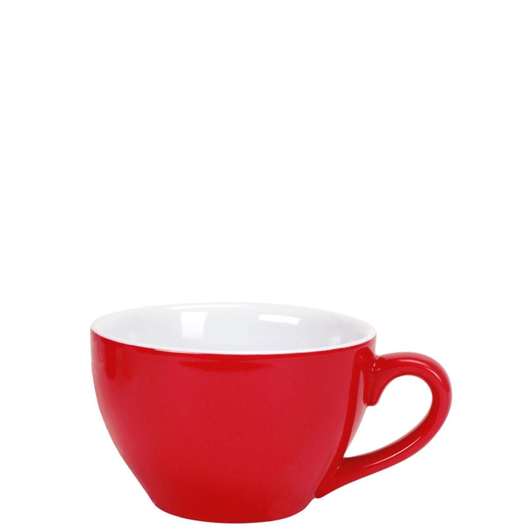 MIX IT! Šálek na kávu 280 ml - červená