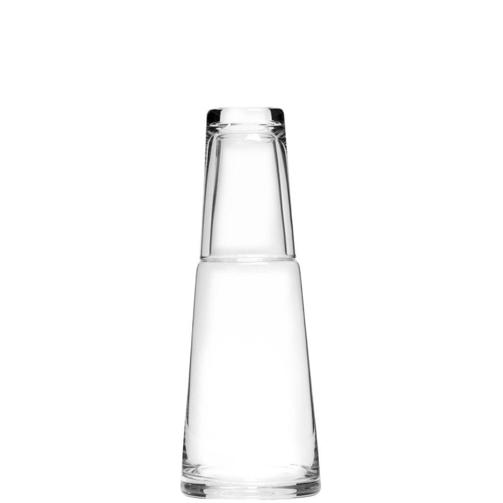 WATER Karafa se sklenicí 800 ml