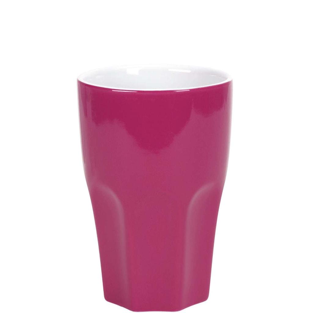 MIX IT! Hrnek Café Latte - růžová