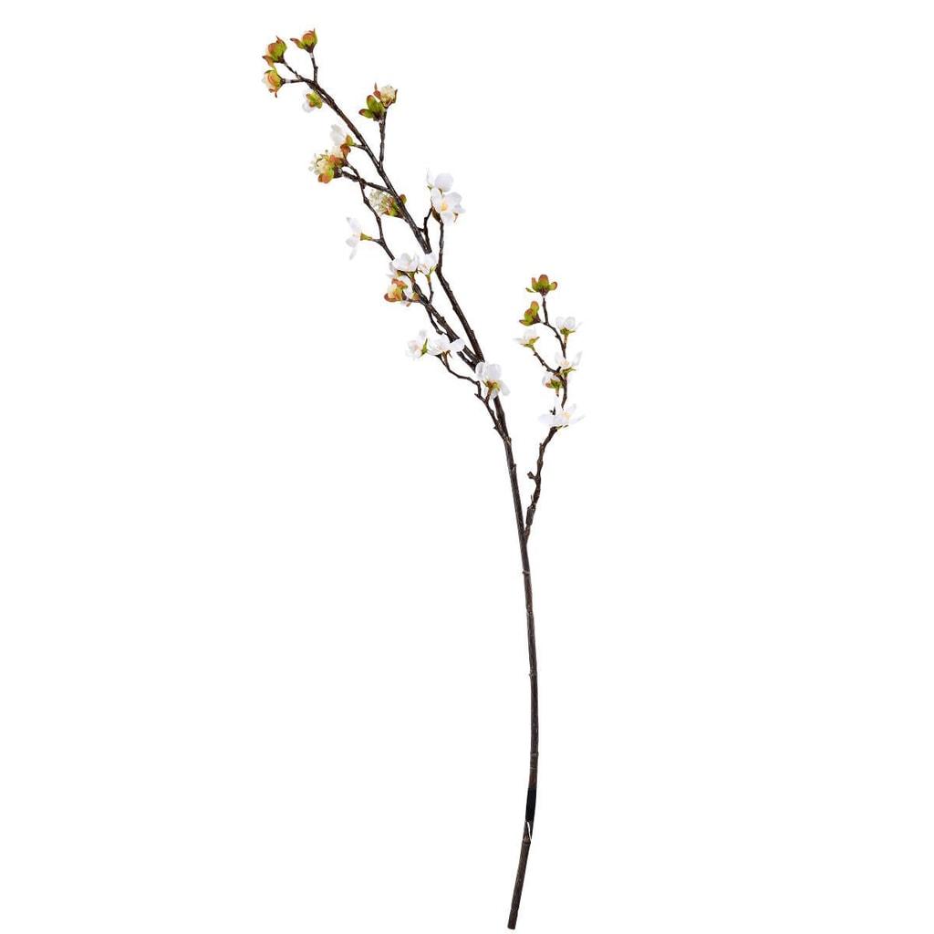 FLORISTA Větvička třešně - krémová