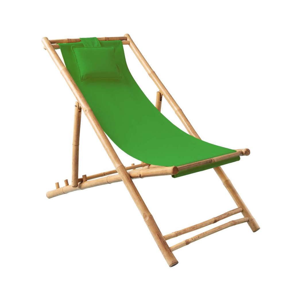 BONDI BEACH Lehátko - zelená