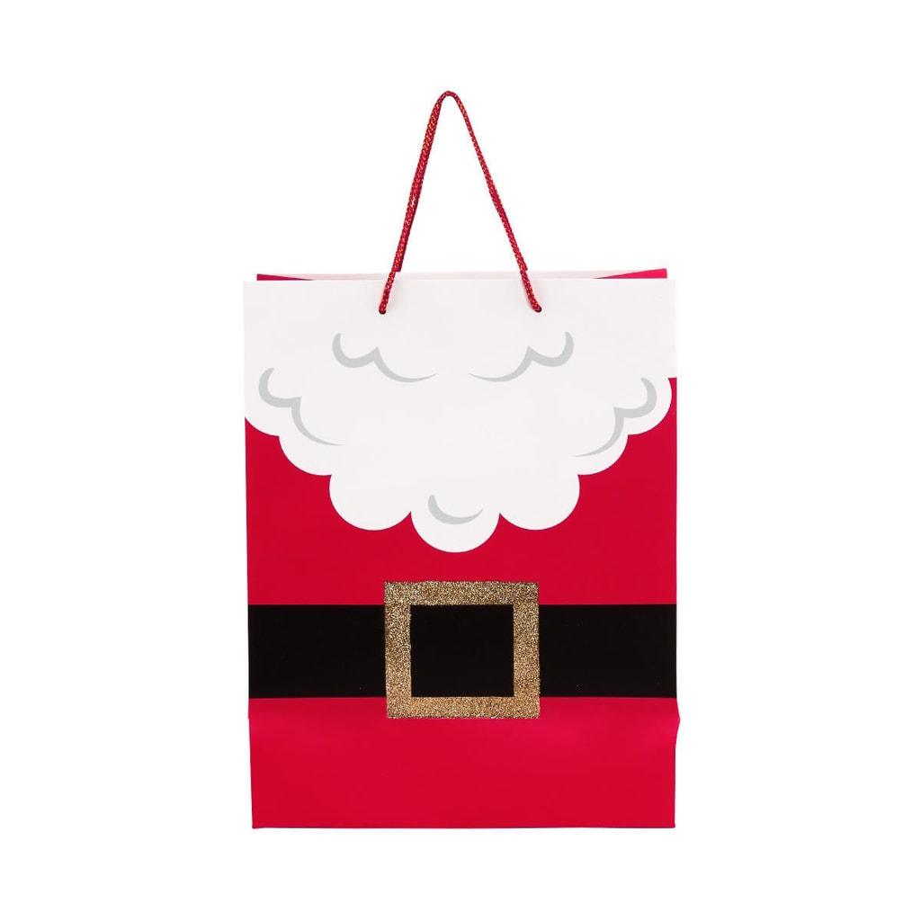 X-MAS Dárková taška Santa, velký