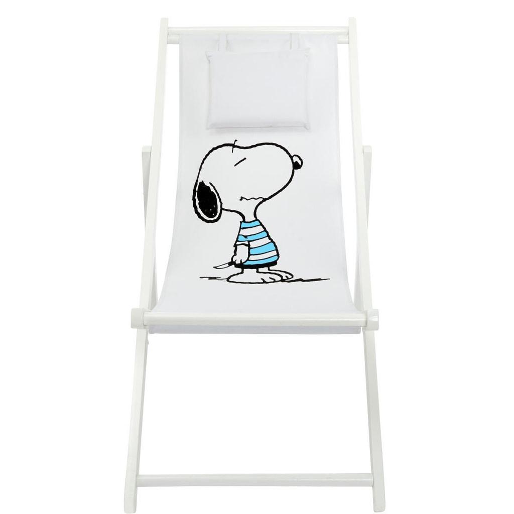 BEACH BOYPlážová židle Snoopy