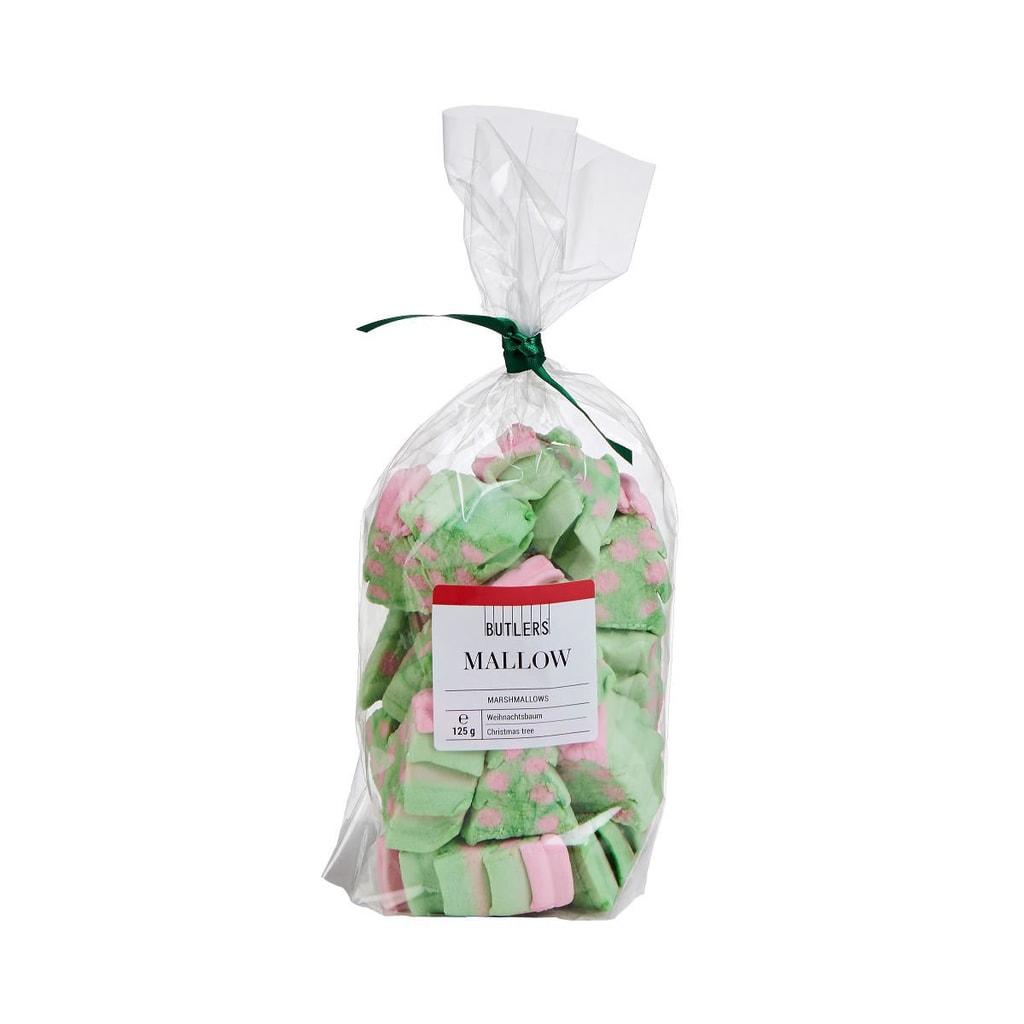 MALLOW Marshmallow bonbóny vánoční stromek 125 g
