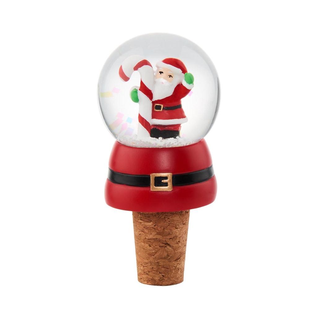 X-MAS Uzávěr na láhev Santa Claus