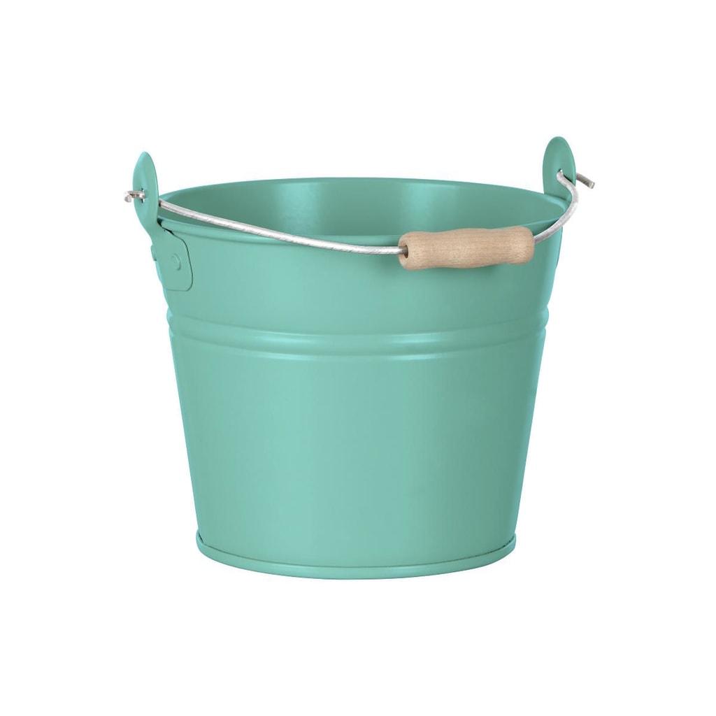 ZINC Kbelík 16 cm - modrá