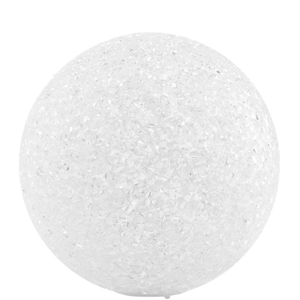 BRIGHT NIGHT LED Sněhová koule 12 cm