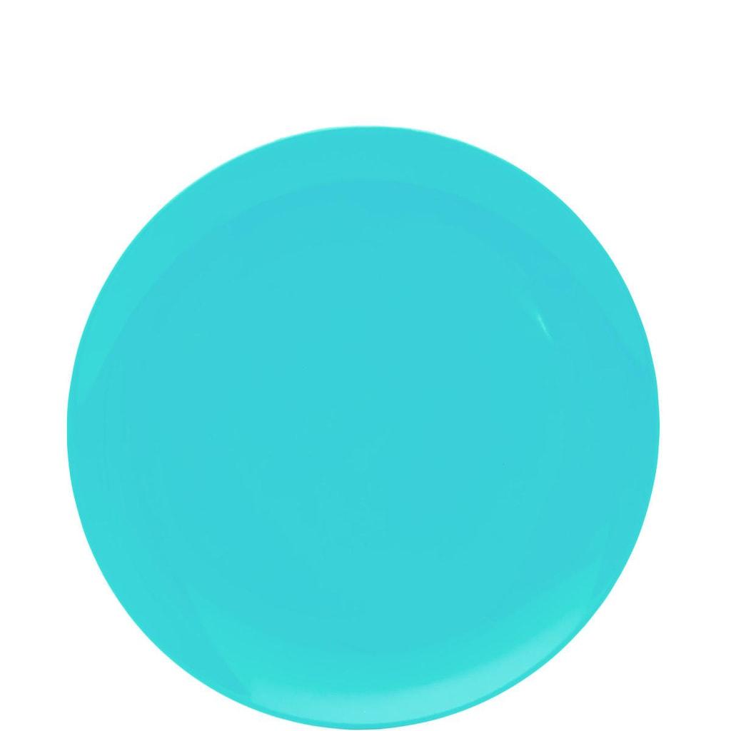 JUNIOR Talíř - modrá