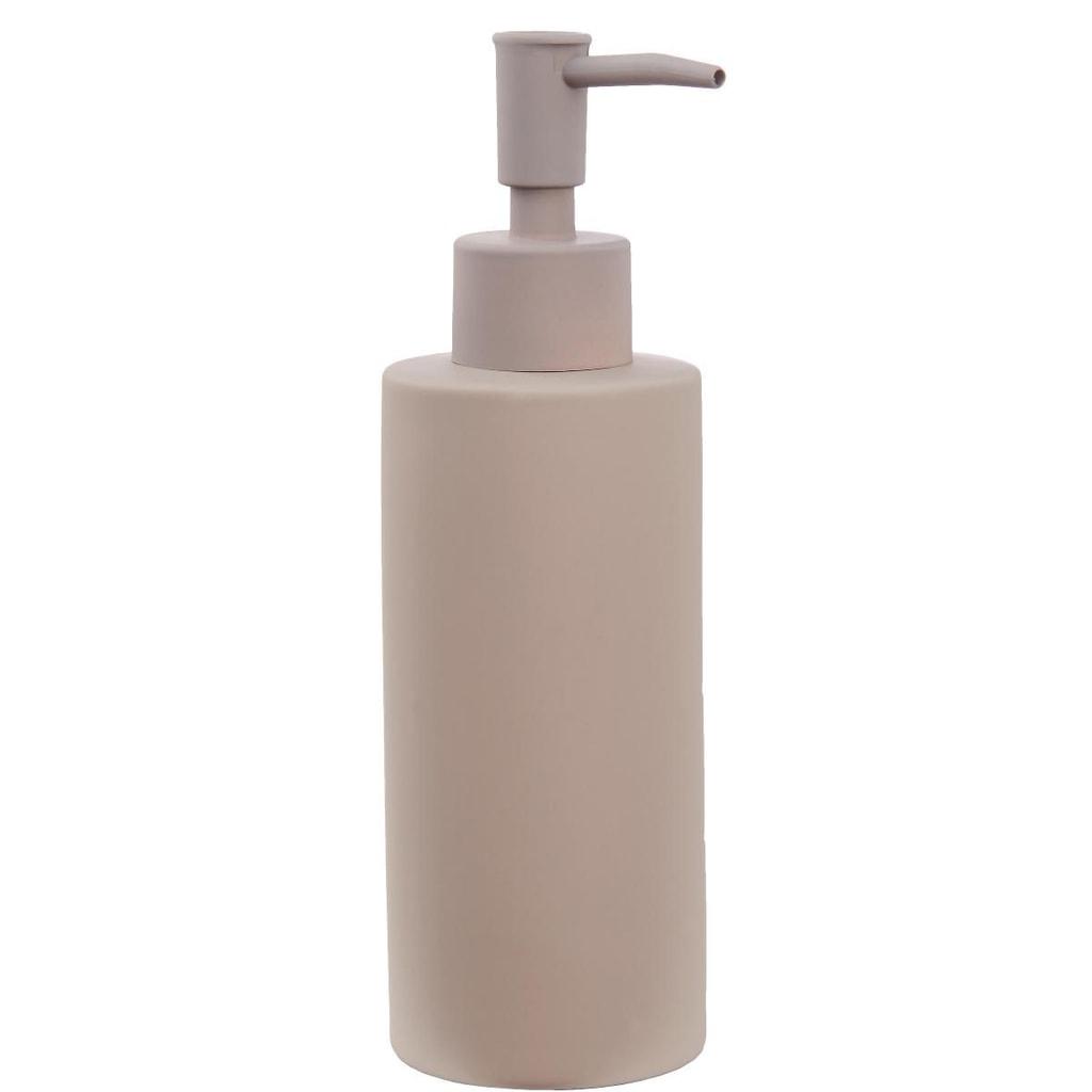 POINT OF COLOUR Dávkovač mýdla - šedohnědá