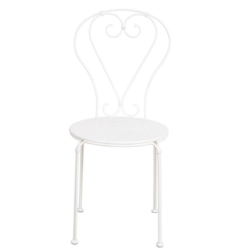 CENTURY Židle - bílá