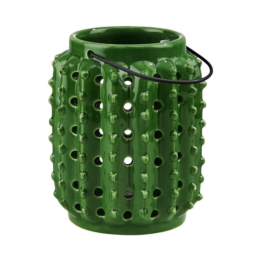 CACTUS Svícen kaktus 12 cm