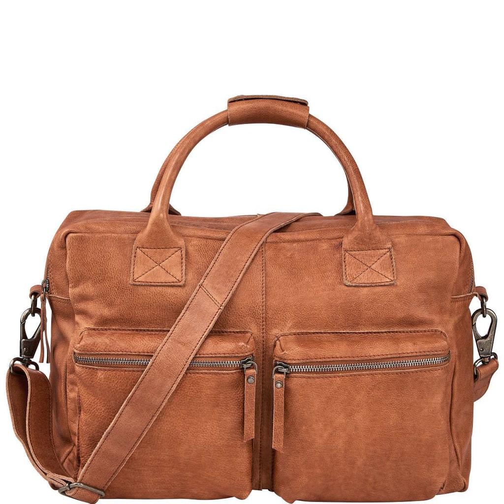 Fotografie BOUTIQUE Příruční taška - hnědá