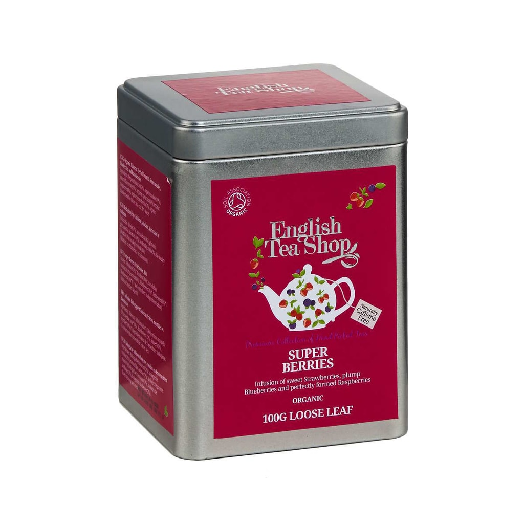Fotografie THE ENGLISH TEASHOP Ovocný čaj 100 g