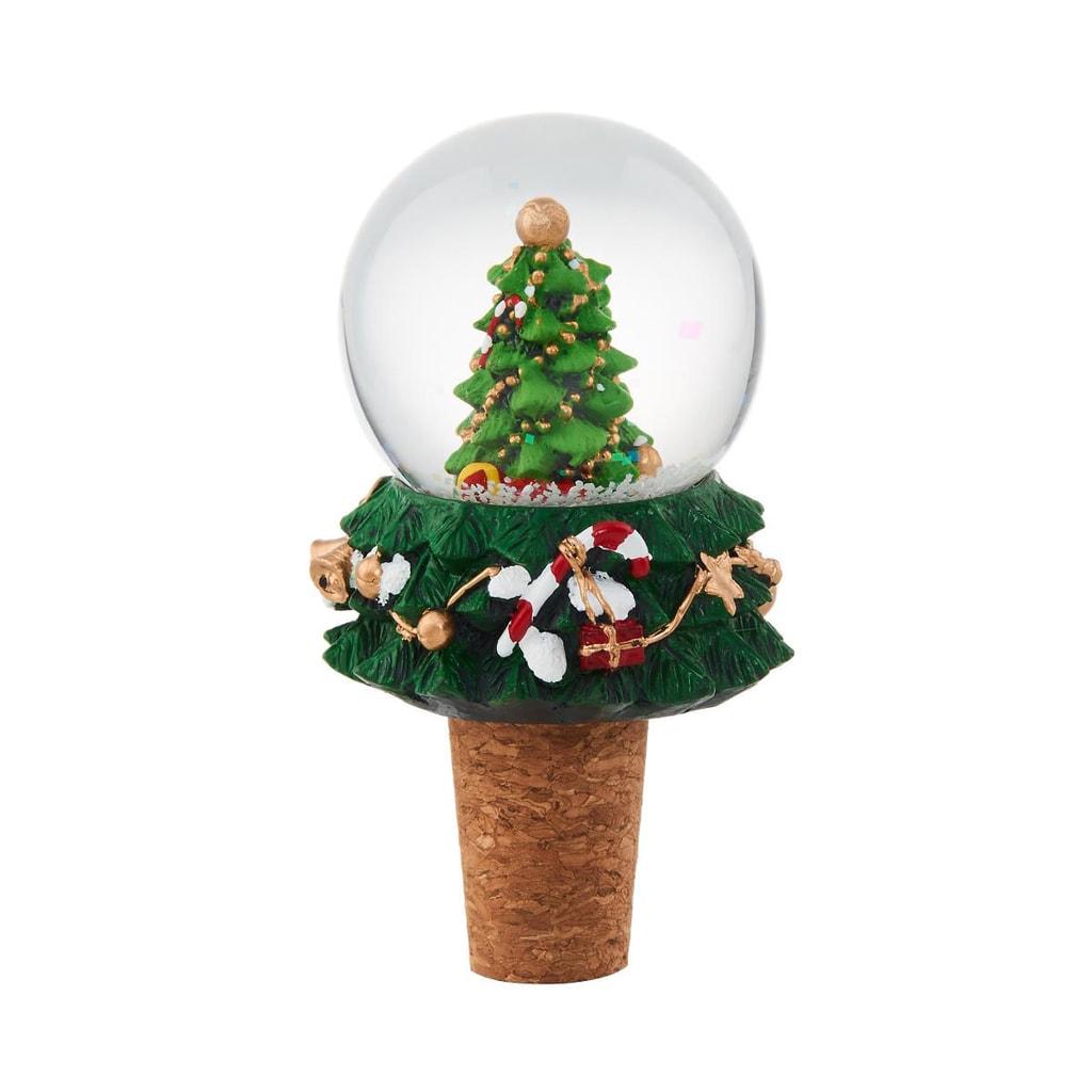 X-MAS Uzávěr na láhev vánoční stromek