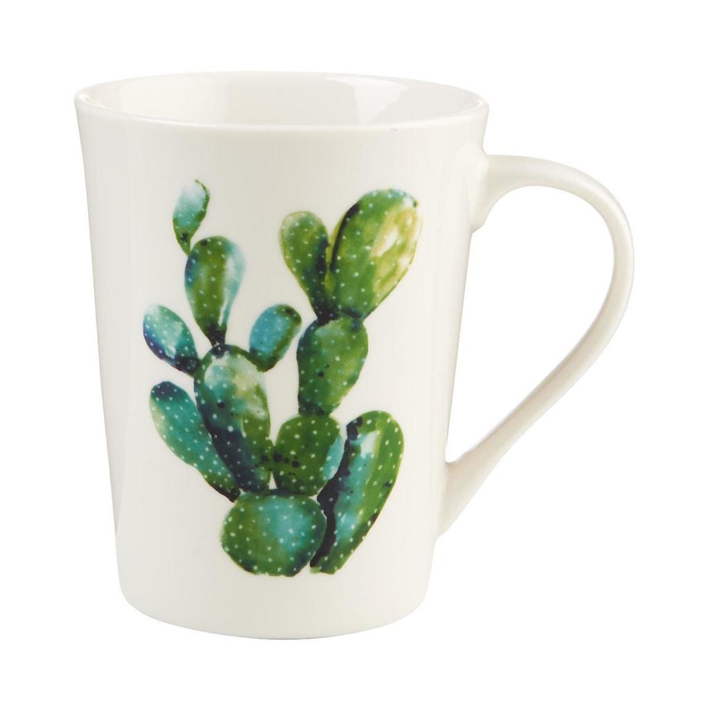 DESERT PLANT Hrnek kaktus 455 ml