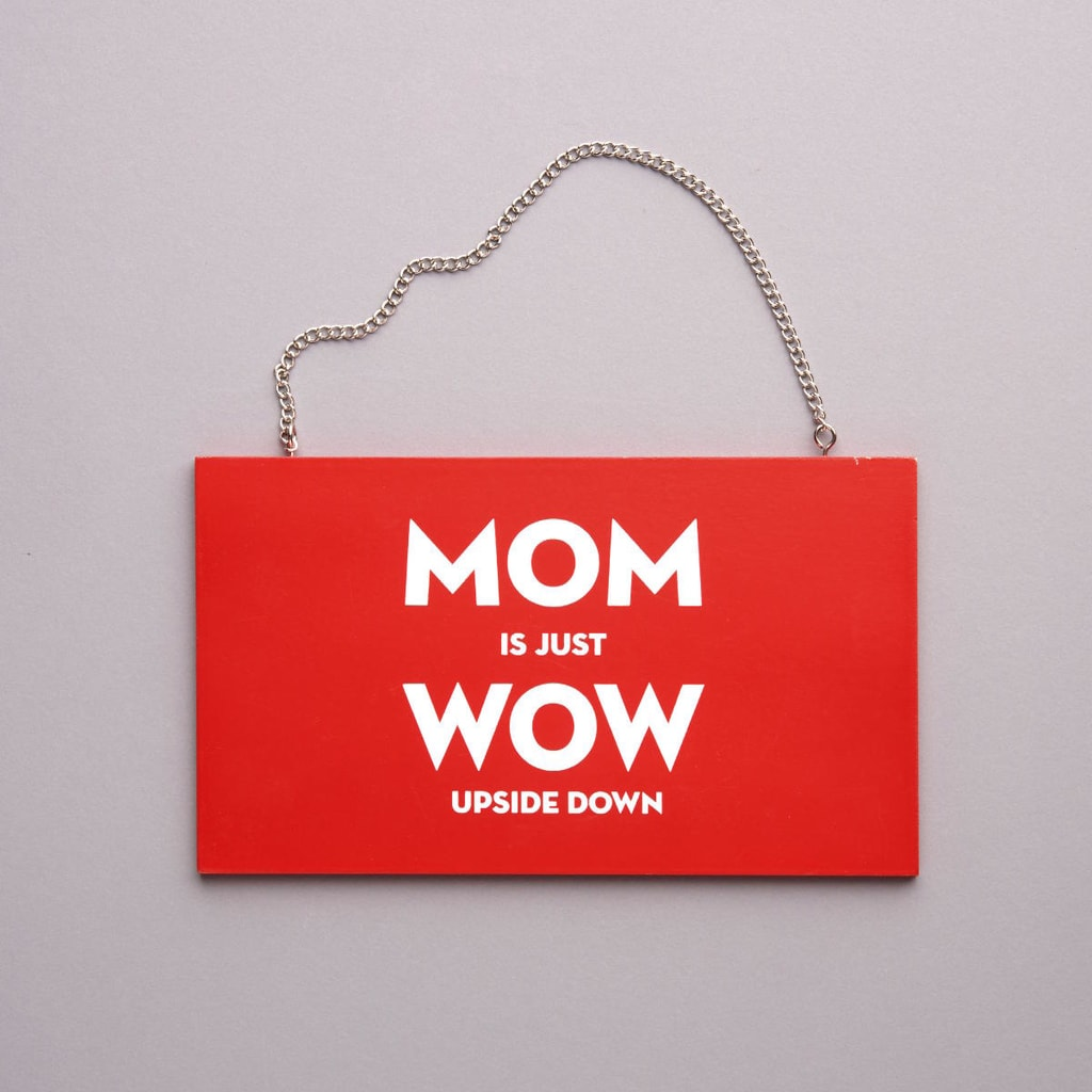 "STORYBOARD Cedule ""Mom is just wow..."""