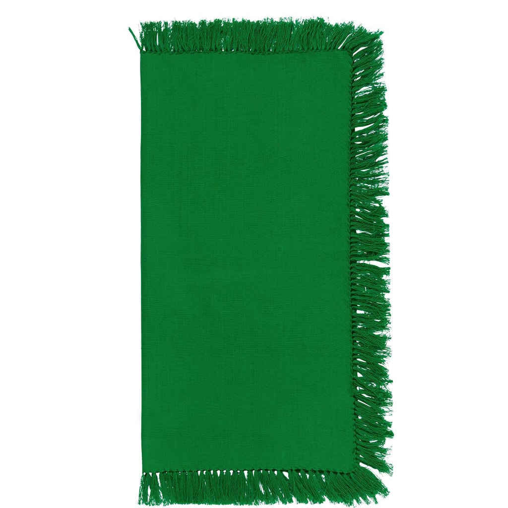 PIZZA NATIONALE Ubrousek - zelená