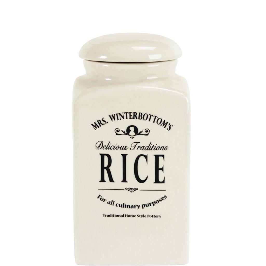 MRS. WINTERBOTTOM´S Dóza na rýži