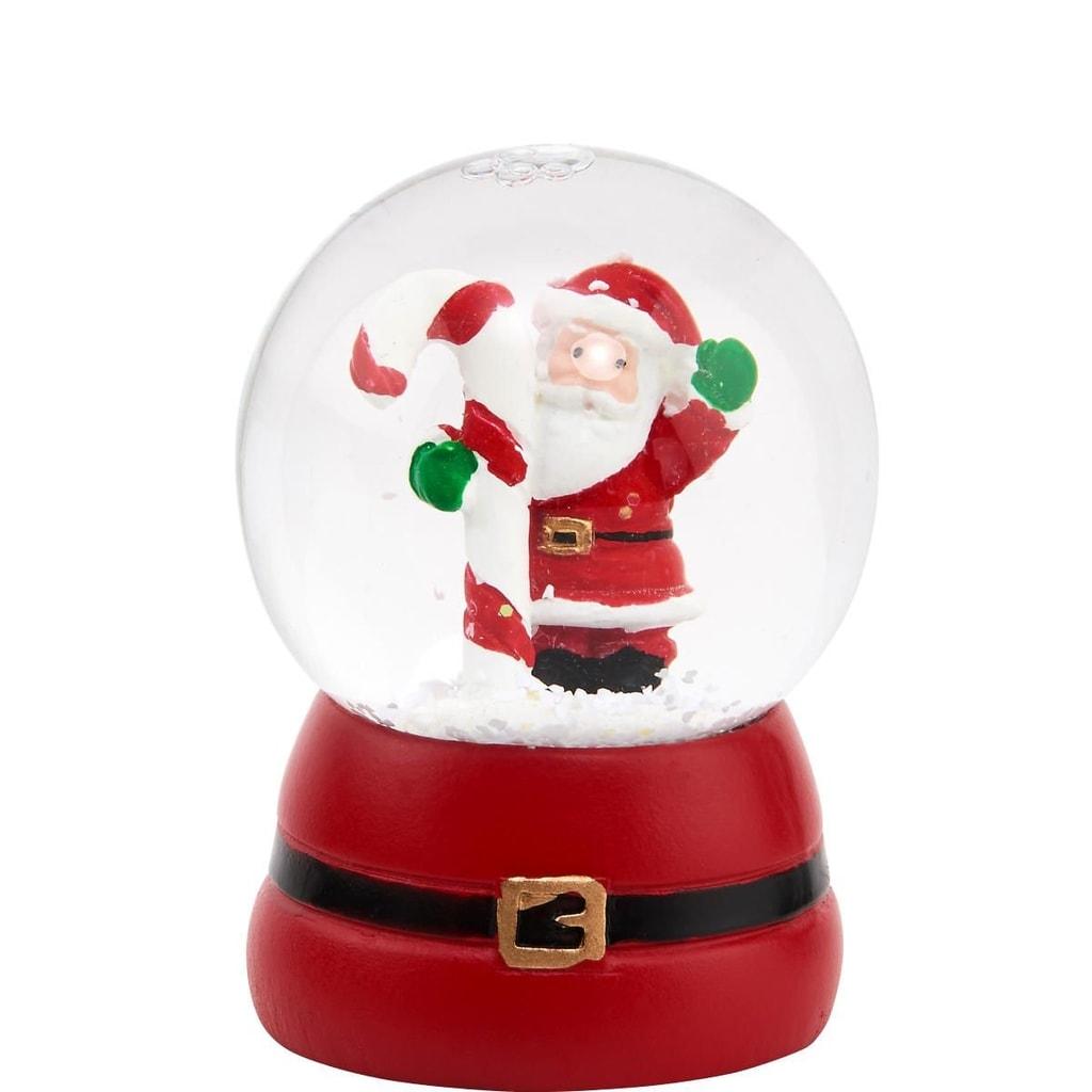 X-MAS Sněhová koule Santa Claus