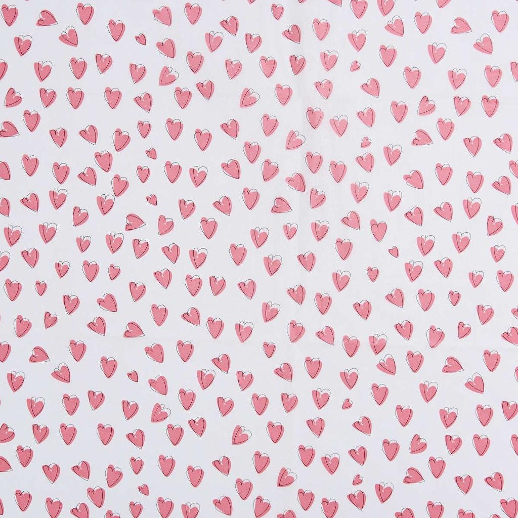LOVE Hedvábný papír 10 listů