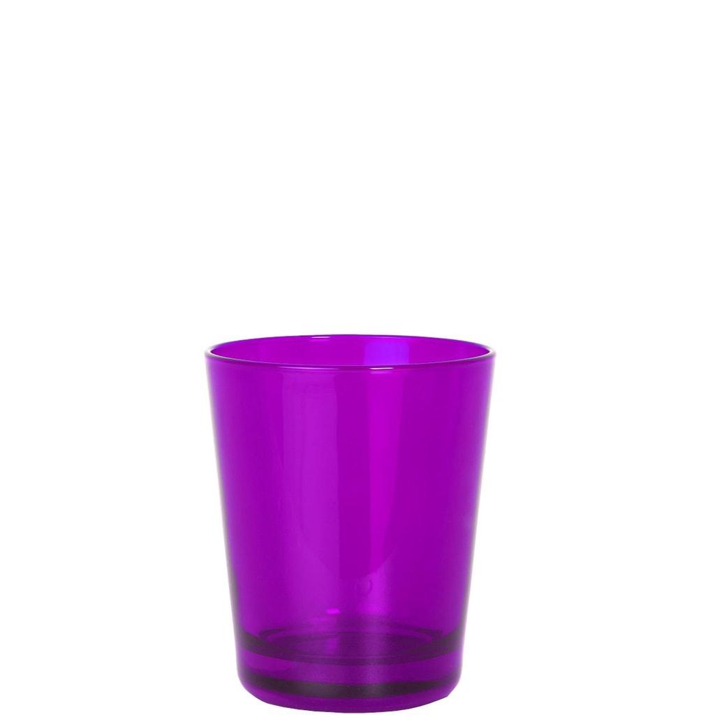 PRISMA Sklenice 300ml - fialová