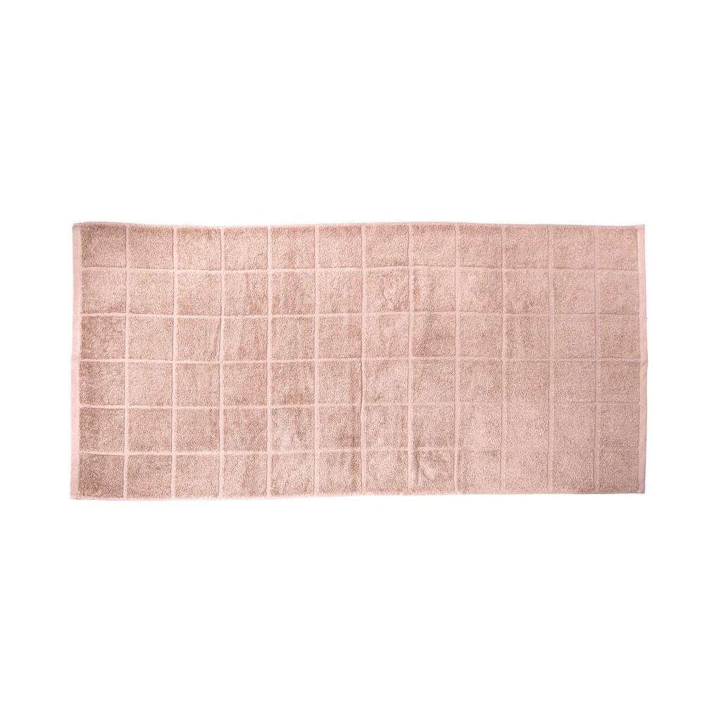 COTTON CLOUD Osuška 70 x 140 cm - růžová