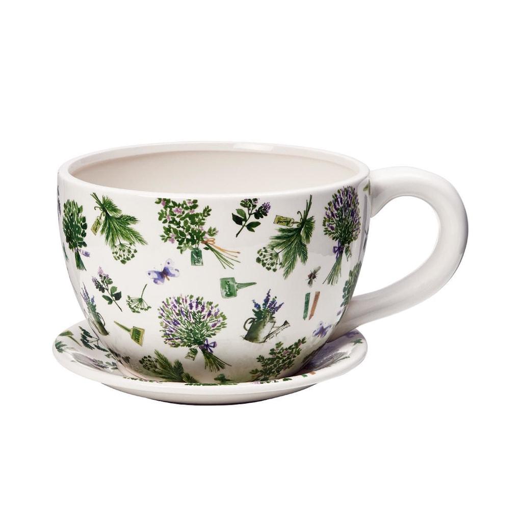 Fotografie PLANT A CUP Květináč