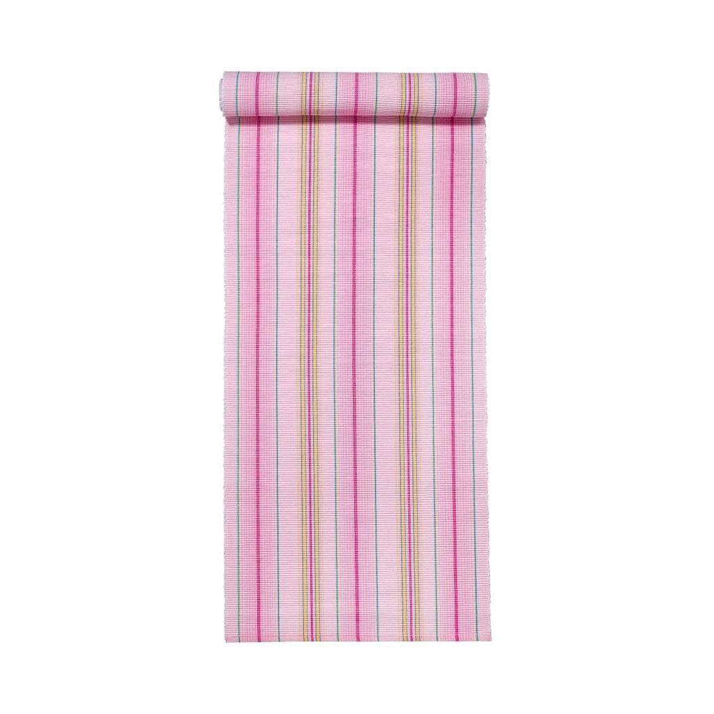 MIAMI BEACH Běhoun 35x150 cm - růžová