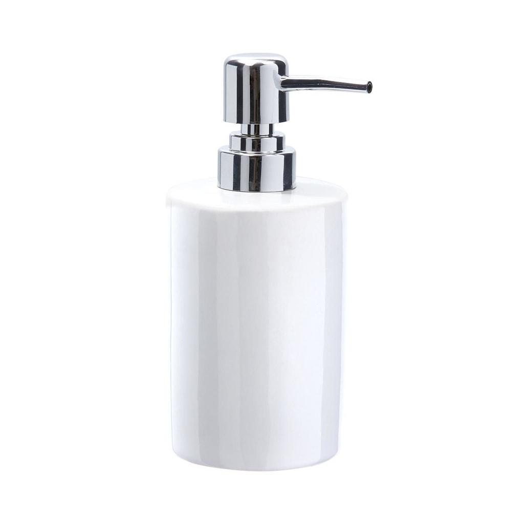 POINT OF COLOUR Dávkovač na mýdlo - bílá